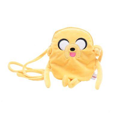Funda Tipo Bolso Para Celular De Jake Amarillo - Adventure Time ADVENTURE TIME