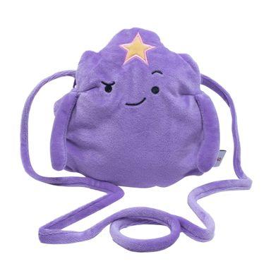 Funda Tipo Bolso Para Celular De Lumpy Space Princess Morado - Adventure Time ADVENTURE TIME