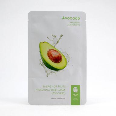 Mascarilla Hidratante Energy Of Fruits Palta 25G