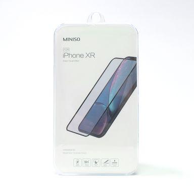Mica Protectora Para Iphone Xr Negro