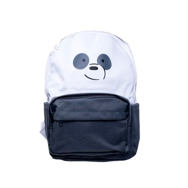 Mochila De Moda Panda Gris - We Bare Bears WBB