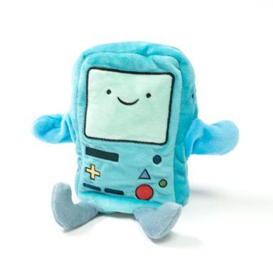 Títere Adventure Time Beemo Azul