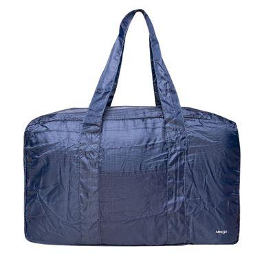 Bolsa De Viaje Pegable Boston Azul Marino - Minigo