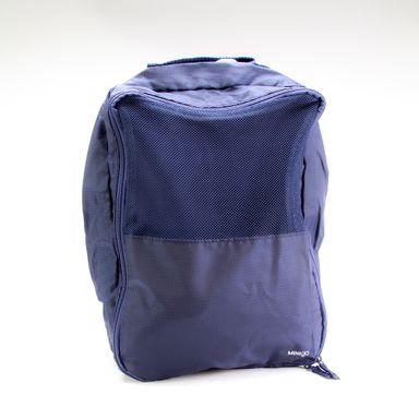 Organizador De Calzado Para Viaje Azul Marino-Minigo 2.0