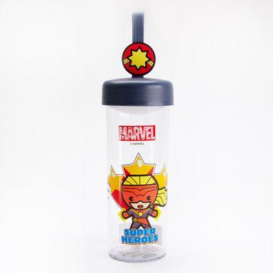 Vaso De Plastico Capitana Marvel 450 Ml - Marvel MARVEL