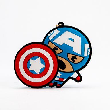 Llavero Con Espejo Capitan America MARVEL