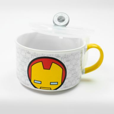 Bowl Iron Man 650 Ml - Marvel MARVEL