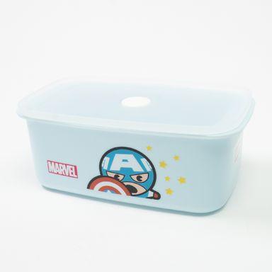 Contenedor Para Lunch Capitan America 950 Ml - Marvel MARVEL
