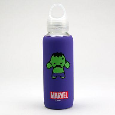 Vaso De Vidrio Hulk 300 Ml - Marvel MARVEL