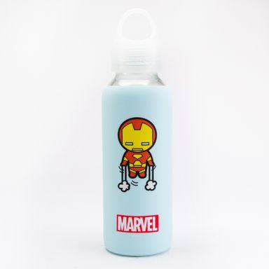 Vaso De Vidrio Iron Man 300 Ml  MARVEL