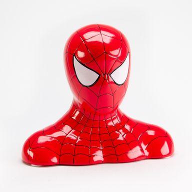 Alcancia Cabeza Spiderman  MARVEL
