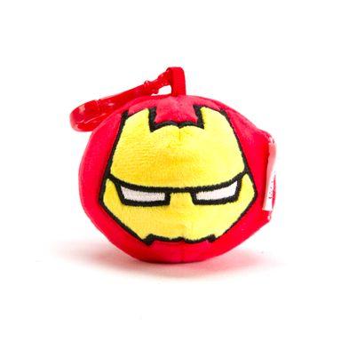 Llavero Cabeza Iron Man Felpa  MARVEL
