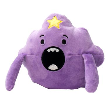Mini Peluche  De Lumpy Space Princess  Morado - Adventure Time ADVENTURE TIME