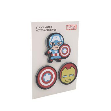 Post It Marvel Modelos Mixtos-Marvel - Podras Recibir Alguno De Los Productos En Las Imágenes Según Stock Marvel