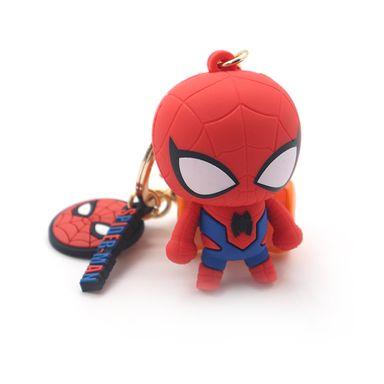 Llavero 3D Spider Man Q 54Mm-Marvel 2.0 Marvel 2.0