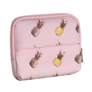 Monedero Cuadrado Pineapple Fruit Series