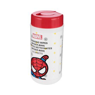 Toallas Humedas En Bote Spiderman  MARVEL