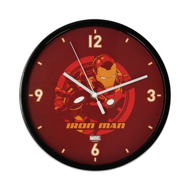 Reloj  De Pared Iron Man MARVEL