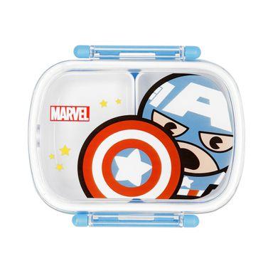 Contenedor Para Lunch Capitan America 360 Ml - Marvel MARVEL