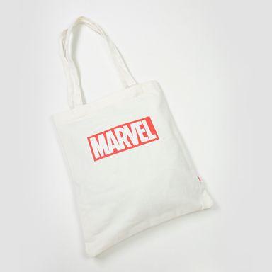 Bolsa De Compras Logo Avenger Negro , Podras Recibir Alguno De Los Productos En Las Imágenes Según Stock Marvel 34x40 cm