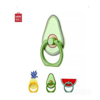 Soporte Para Celular Tipo Anillo Colores Mixtos 2 Pzas-Fruit Series - Podras Recibir Alguno De Los Productos En Las Imágenes Según Stock
