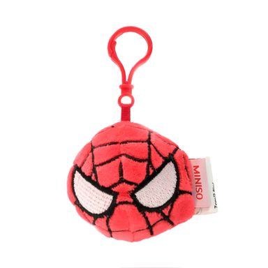 Llavero Cabeza Spiderman Felpa  MARVEL