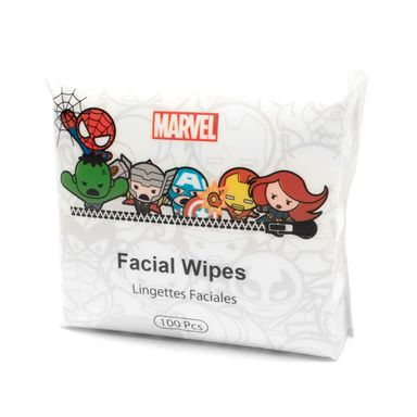 Toallas Desmaquillantes 100 Pzs - Marvel MARVEL