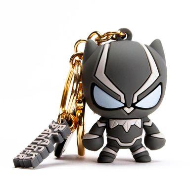 Llavero Marvel Black Panther 3D