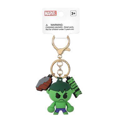 Llavero Marvel Hulk 3D