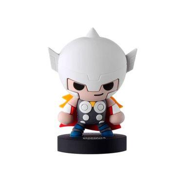 Figura Marvel Thor Decorativa 3D, 7 x 6 cm
