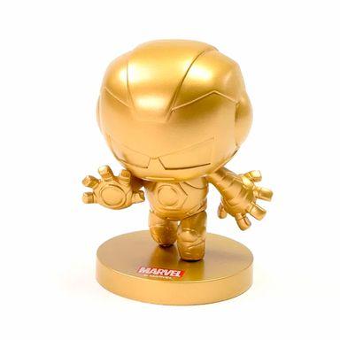 Ornamento Decoracion Dorado Iron Man MARVEL