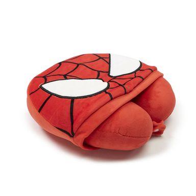 Almohada Para Viaje Con Gorro Spider Man MARVEL