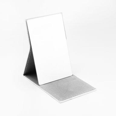 Espejo Portatil Rectangular Blanco - Serie Marmol, Podras Recibir Alguno De Los Productos En Las Imágenes Según Stock