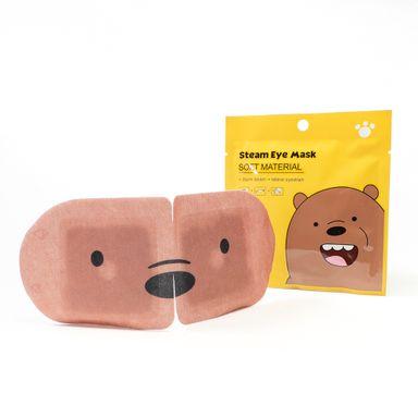 Antifaz Termico Desechable Multicolor 13*12Cm - We Bare Bears, Podras Recibir Alguno De Los Productos En Las Imágenes Según Stock WBB