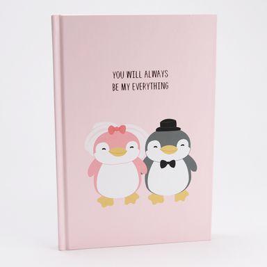 Libreta De Notas Pingüino A5 - Penguin Series, Podras Recibir Alguno De Los Productos En Las Imágenes Según Stock
