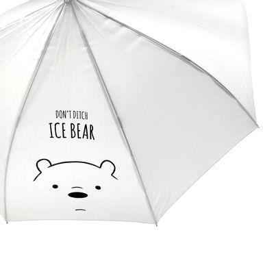 Paraguas Largo Varios Colores - We Bare Bears, Podras Recibir Alguno De Los Productos En Las Imágenes Según Stock WBB