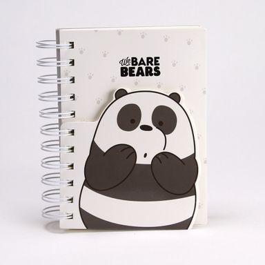 Cuaderno Y Libreta Pequeña Para Notas  Con   Espiral 170 Hojas - We Bare Bears, Podras Recibir Alguno De Los Productos En Las Imágenes Según Stock WBB