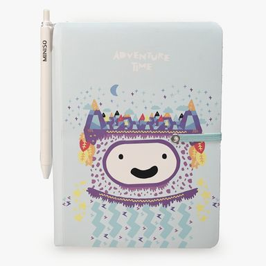 Libreta De Notas Con Pluma 80 Hojas - Adventure Time ADVENTURE TIME