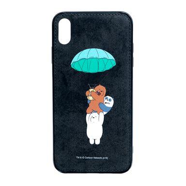 Carcasa Para Celular Iphone Xs Max- We Bare Bears, Podras Recibir Alguno De Los Productos En Las Imágenes Según Stock WBB