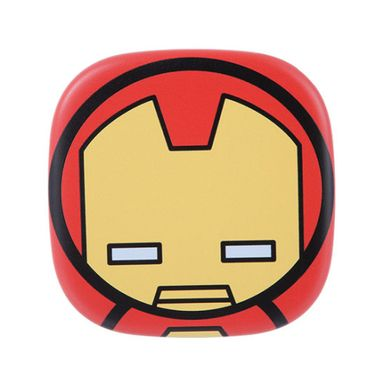 Cargador Inalambrico Mc-08 Iron Man MARVEL