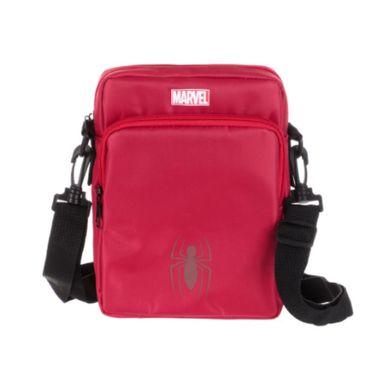 Bolso Bandolera Vertical Rojo MARVEL