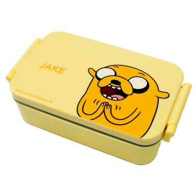 Contenedor Para Lunch  Jake Amarillo - Adventure Time ADVENTURE TIME