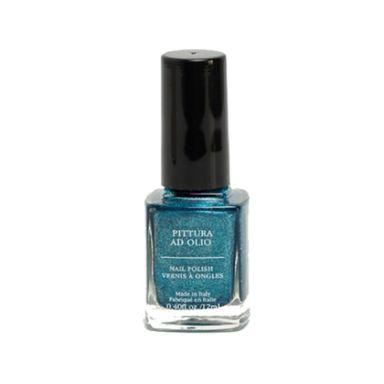 Esmalte Para Uñas Pittura Ad Olio 18 Sparkling Blue