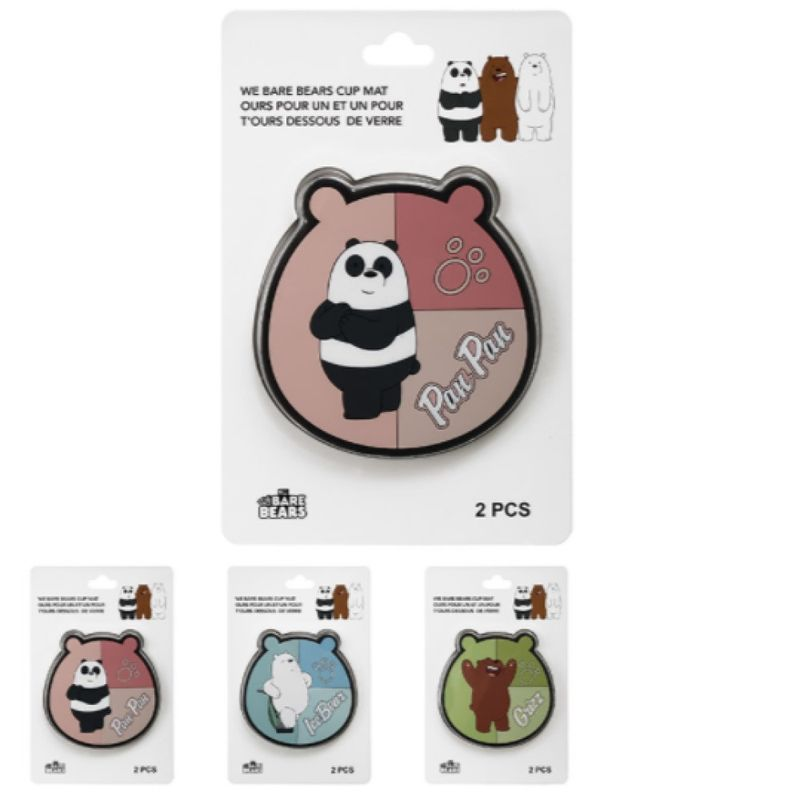 Set-De-Posavasos-We-Bare-Bears-Polar-Azul-2-Piezas-1-4012