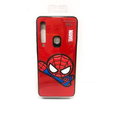 Carcasa Para Samsung A9S Spiderman 3D  MARVEL