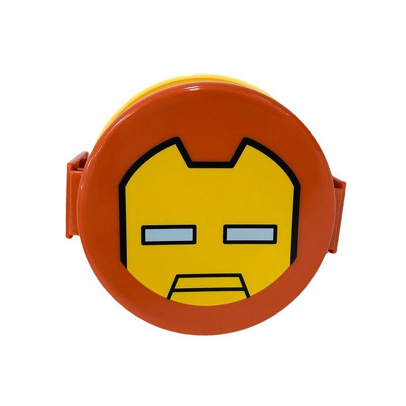 Contenedor-Para-Lunch-De-Doble-Capa-Iron-Man-MARVEL-2-3453