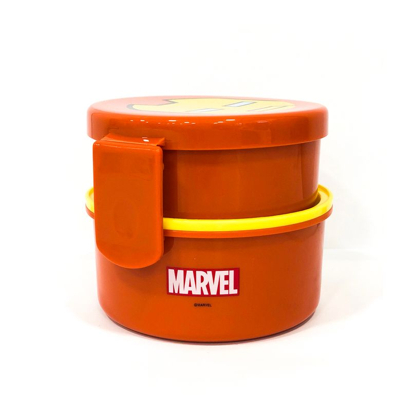 Contenedor-Para-Lunch-De-Doble-Capa-Iron-Man-MARVEL-3-3453