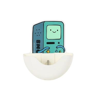 Jabonera Semicircular Bmo Blanco - Adventure Time ADVENTURE TIME