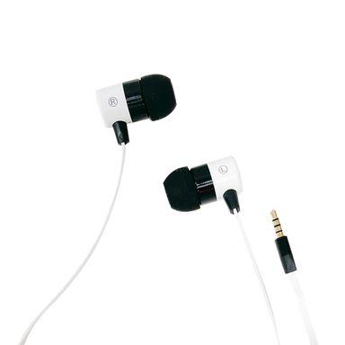 Audifonos De Cable (Blanco) 1*6*20Cm