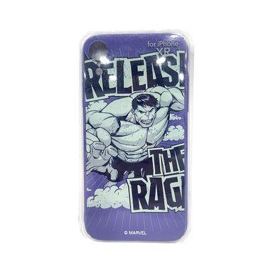 Carcasa Para Iphone Xr Hulk Retro - Marvel MARVEL